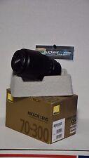 4th Of July Sale 70-300 NEW Nikon AF Zoom-NIKKOR 70-300mm f/4-5.6G Lens w/ Hood