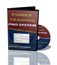 Forex Trading Pro System! 21 Video Training / Tutorial Courses - Trade FX