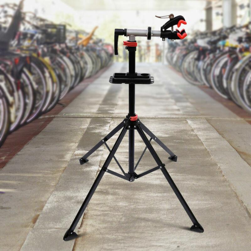 Bicycle Maintenance Repair Stand Bike Mechanic Workstand Rack Height Adjustable
