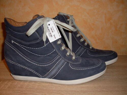 Boots Cuero y Sneakers Nuevo Noble Muchos real Ara colores Wedge tallas qnHEHwTz7