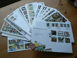 2007-Royal-Mail-First-Day-Covers-Sold-Individually