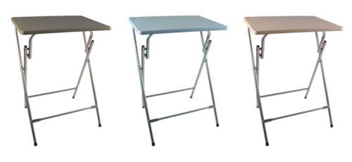 Metalltisch Klapptisch Beistelltisch Fernsehtisch Kaffeetisch Campingtisch Tisch