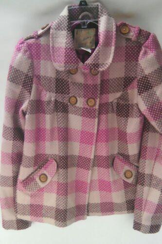 colore in rosa Cappotto lana donna e media misura Billabong lana da misto OxwfqUB6