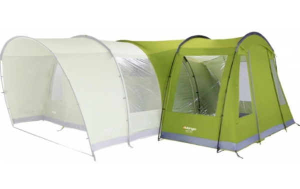 Exceed Plus Side Awning Tall DT 2017 Sky Blue- NEW Vango