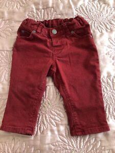 Baby Girl 4 - 6 Mois Pantalon Long Jeans By H&m-afficher Le Titre D'origine Technologies SophistiquéEs
