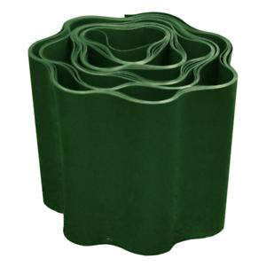 100% Vrai Neuf Plastique Vert Pelouse Bordure 12cm X 6m Clôture Allée Patio Extérieur