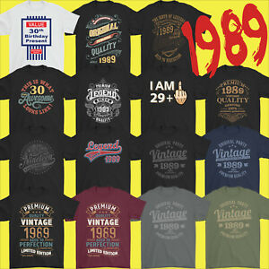 Image Is Loading Mens Funny 30th Milestone Birthday T Shirt 30
