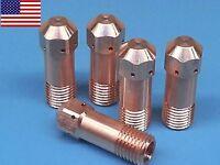 5pc X 0558001969 Electrodes For Esab® Pt-32 Pt32eh Plasma Cutter Us Ship