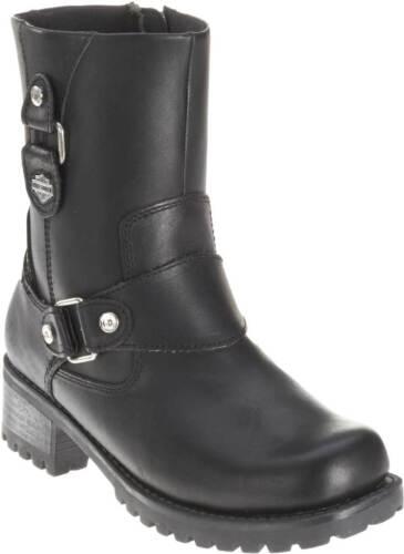 Damen schwarz Leder+NEU+ Ten Points Aurora 101 black 360001 Stiefeletten