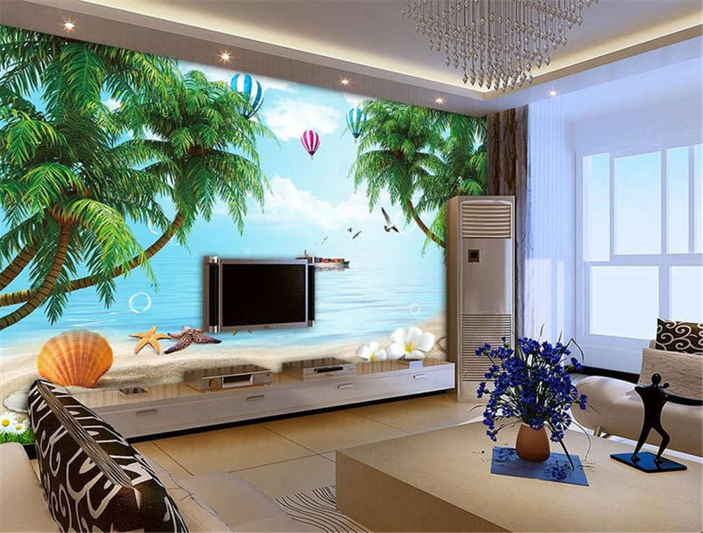 Many Concise Branch 3D Full Wall Mural Photo Wallpaper Printing Home Kids Decor