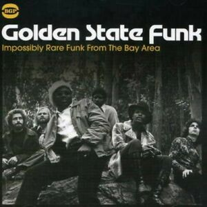 Various Artists - Golden State Funk-Impossibly Rare Funk From The Bay Area [New