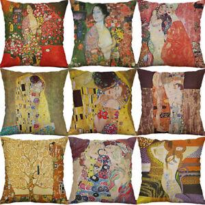 18-034-Oil-Painting-Cotton-Linen-Cushion-Cover-Wasit-Home-Decor-Pillow-Case
