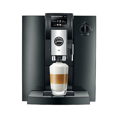 NEW Jura 15044 Impressa F9 Programmable Coffee Machine: Piano Black