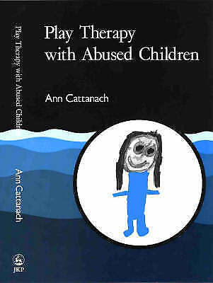 Play Therapy With Abused Children-ExLibrary