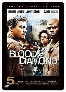 Blood-Diamond-Steelbook-Limited-Special-Edition-DVD-etat-acceptable