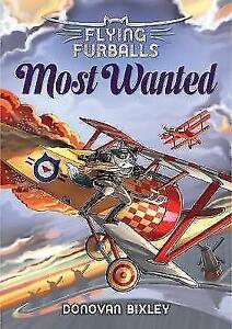 Flying-Furballs-4-Most-Wanted-by-Upstart-Press-Ltd-Paperback-2017