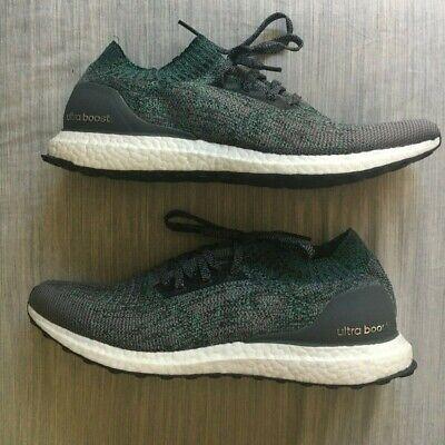 adidas Ultraboost Uncaged - Grey Green