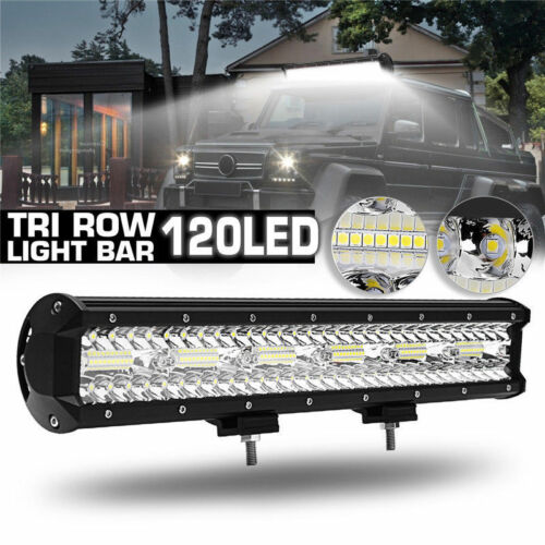 18 inch 360W LED Work Light Bar Combo Beam Off road Truck Boat SUV UTE 4WD 17