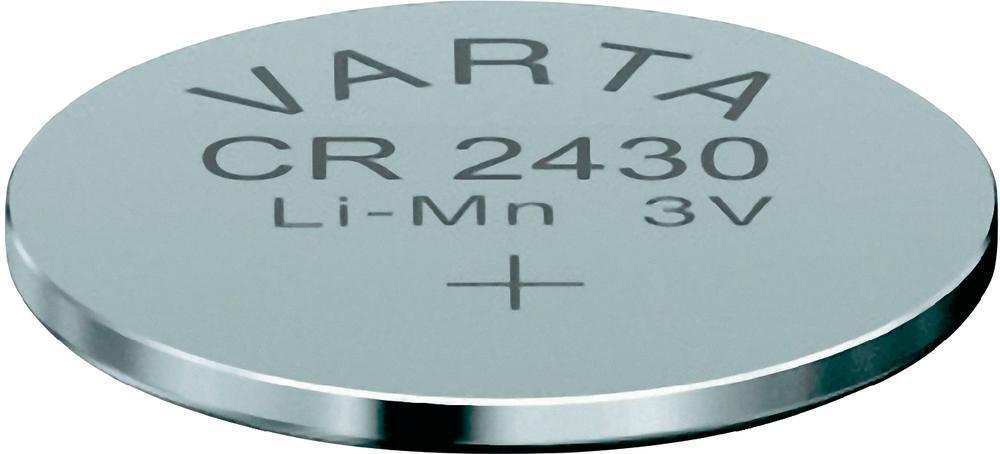 50 x Varta CR2430     CR 2430 Varta DL2430   DL 2430 3V Lithium 6430  lose | Stil  8f25c6