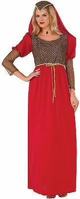 Adult Renaissance Lady Maiden Costume Standard