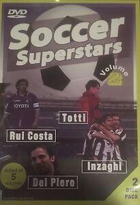 Image is loading Soccer-Superstars-Volume-2-2-Disc-Set-Region-