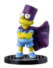 "Bart Simpson As Bartman~The Simpsons  2.5"" Figure Brand New Collectable"