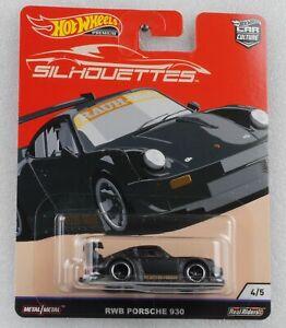 Porsche-Rwb-930-Black-1-64-2019-Hot-Wheels-Diecast-FPY86-956J