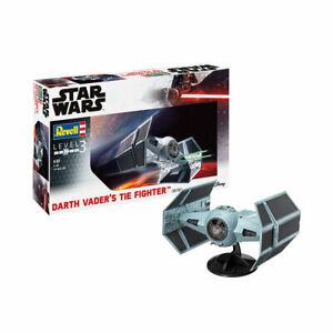 Revell-06780-Darth-Vader-039-s-TIE-Fighter-1-56-Plastic-Model-Kit