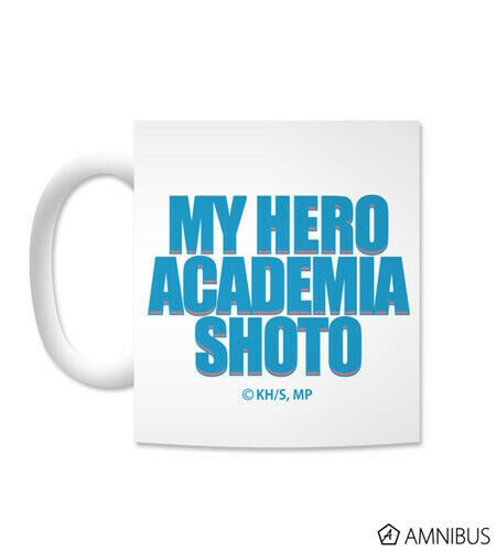 My Hero Academia Todoroki Shoto Manga Style Coffee Mug Cup Anime Manga NEW