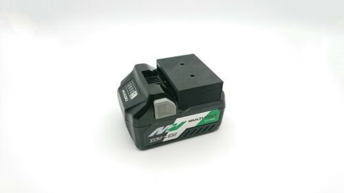Hikoki 18V//36V Multivolt Battery Holder Mount Single Hitachi
