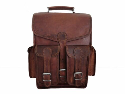 Convertible 13 à en Messenger Bag Sac Bag Messenger Backpack dos convertible 13Leather cuir GjzVpqUSML