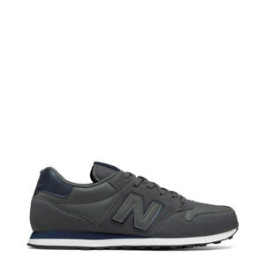 f36bd55b56 Details about NEW Balance Shoes gm500dgn - 500 Grey Blue Sneakers Mens  Trainers Original- show original title