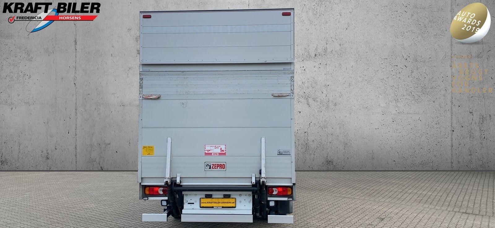 Billede af Renault Master III T35 2,3 dCi 170 Alukasse m/lift