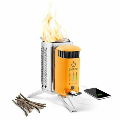 BioLite CampStove 2 Free P/&P to EU! Wood Burning and USB GorillaSpoke