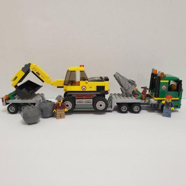 LEGO City Excavator Transport (4203) for sale online | eBay