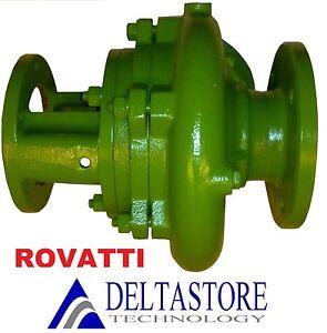 Pompa rovatti fl516 ad alta pressione portata max 1400 l - Portata pressione ...