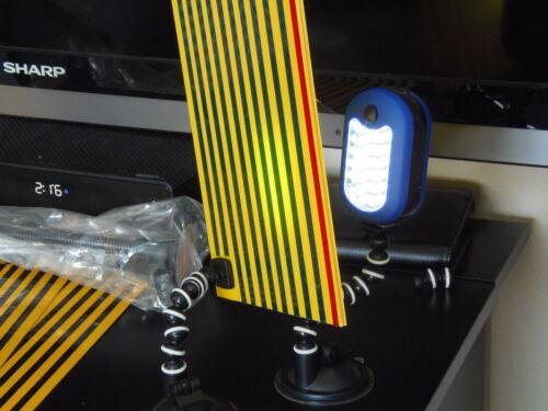 Light Translucent hollow Yellow Dent Board Reflector Board Paintless Dent PDR