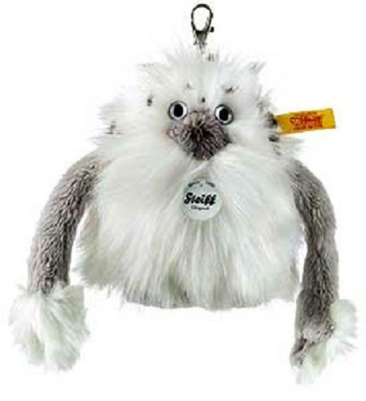 NEW STEIFF Keyring Luxury Hand Bag Backpack Cool Yeti Nrommi 112492 Teddy Bear
