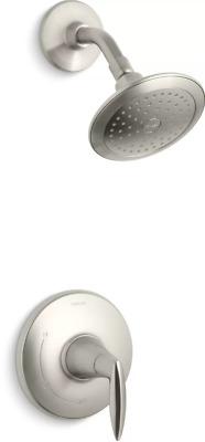 Kohler 45427-BN Flipside Vibrant Brushed Nickel Shower Head Brand New in Box 2.0