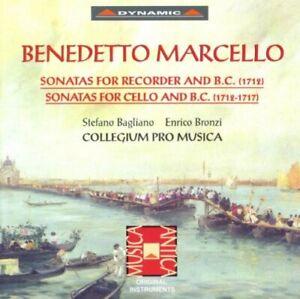 enedetto-Marcello-Marcello-Cello-Sonatas-Recorder-Sonatas-CD