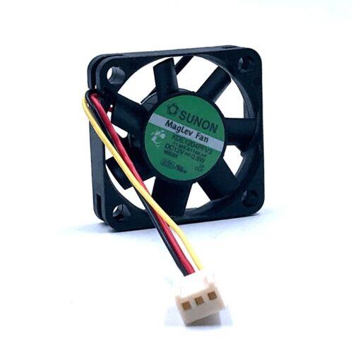 Maglev Fan Original Sunon KDE1204PFV3 40mm 4CM 4010 DC 12V 0.8W 3-Pin cooling