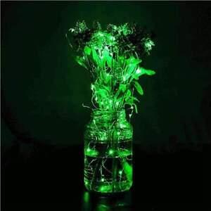 Green-5M-Copper-Wire-50-LEDs-String-Fairy-Light-Xmas-Tree-Bedroom-Decor-IP65