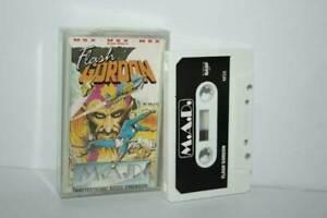 Flash-Gordon-Mastertronic-game-used-msx-64k-fr1-55351-Italian-edition