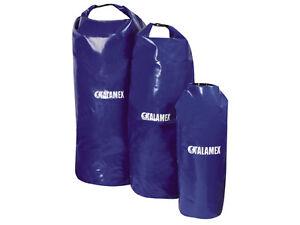 Talamex-Seesack-marine-Packsack-59L-Packtasche-wasserdicht-PVC-segeln-Reisesack