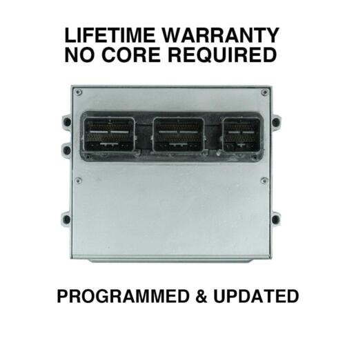 Engine Computer Programmed//Updated 2006 Ford Truck 6L3A-12A650-NB NZP1 4.6L PCM