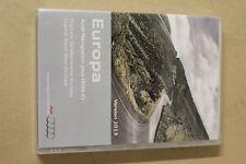 Audi RNS E navigation data DVD disc 2013 8P0060884BK New genuine Audi part