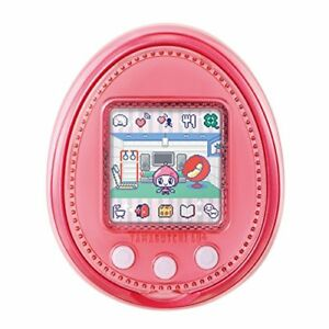 BANDAI-Tamagotchi-4U-Rose-Pink-Electric-Pet-New-from-Japan-Free-Shipping