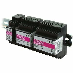 TRACOPOWER-TBL-060-124-Guia-DIN-Suministro-Electrico-24v-DC-2-5a-60w-1-fase