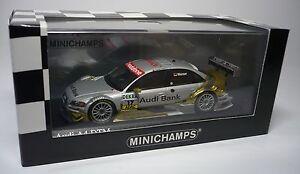 UN-AUDI-A4-M-WERNER-DTM-2007-1-43-MINICHAMPS