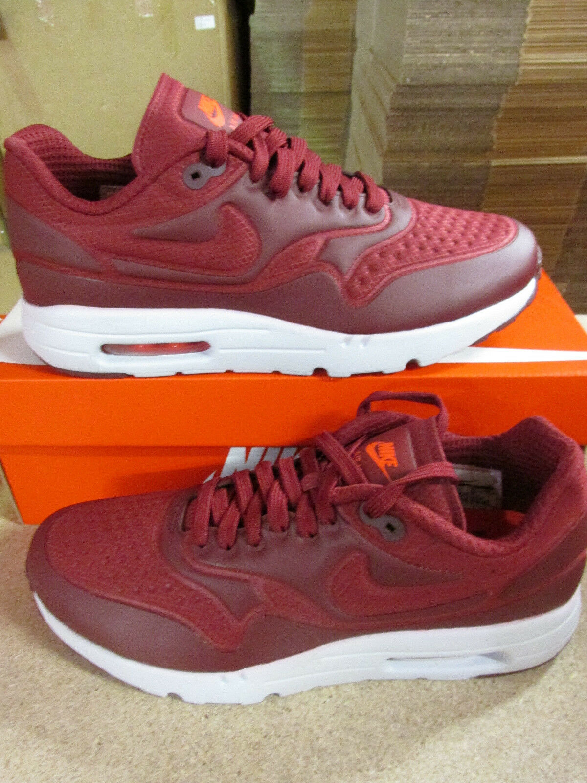 Nike Air Max 1 Ultra SE Mens Running Trainers 845038 601 Sneakers Shoes